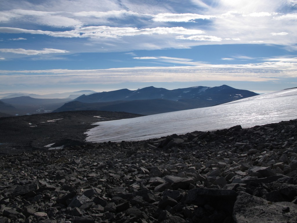 Graasubreen in September 2014 (taken by Liss M. Andreassen on 11/09/2014)